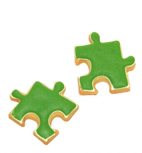 Uitsteekvorm puzzel