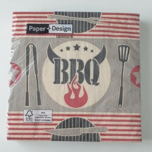 Servet Five start BBQ