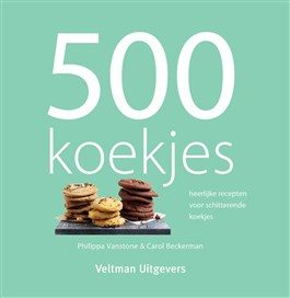 500 Koekjes Kookboek