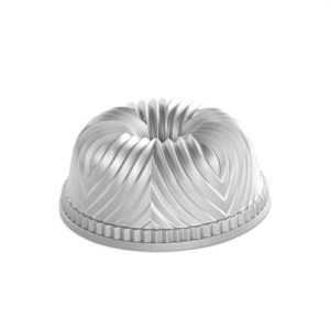 Bavaria Bundt Pan Silver