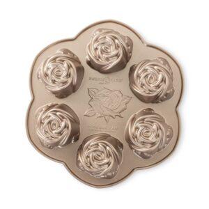 Nordic Ware Mini Rose Bud Pan