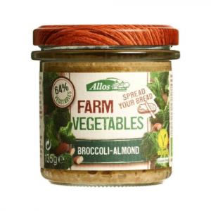 Allos Groentespread Broccoli Amandel