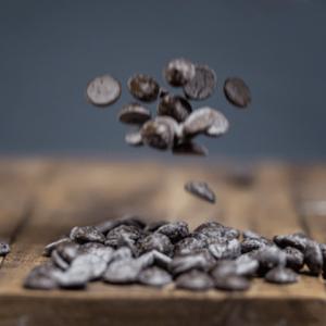 Bakvaste Chocoladedruppels Puur