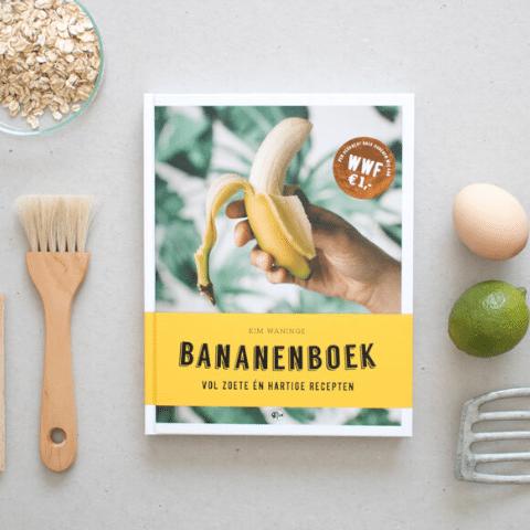Bananenboek Receptenboek