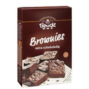 Glutenvrije Brownie Mix