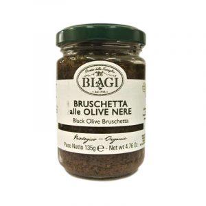 Bruschetta alle Olive Nere