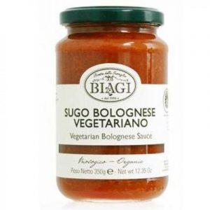 Sugo Bolognese Vegetariano