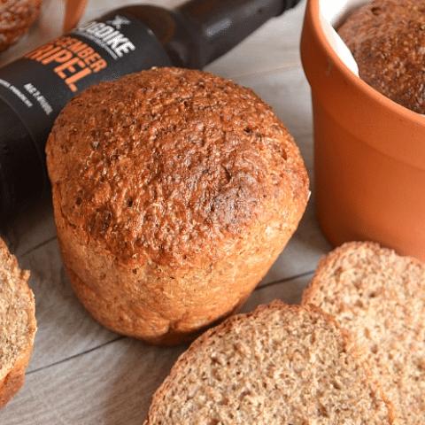 Roggebloem in brood