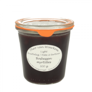 Bosbessenjam Light