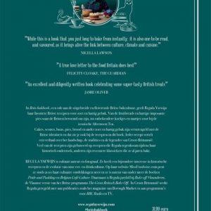 Brits Kookboek van Regula Ysewijn