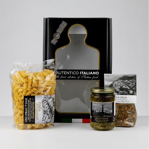 Giftbox Fusilli pasta