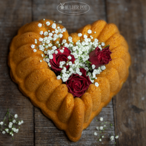 Hartvormige cakevorm