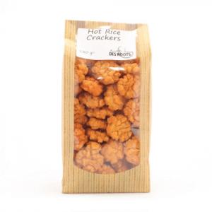 Des Noots Hot Rice Crackers