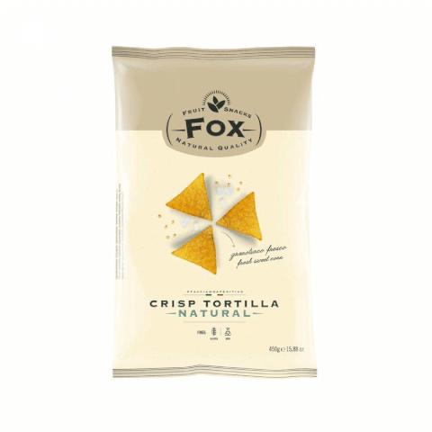 Fox Italia Tortilla Chips Naturel
