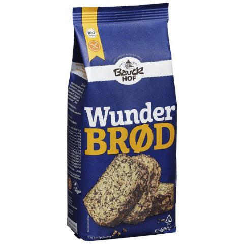 Bauckhof Glutenvrije Broodmix
