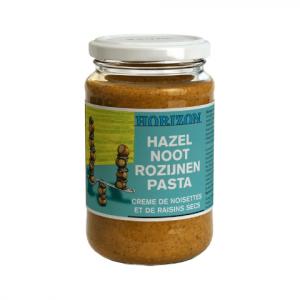 Horizon Hazelnoot-Rozijnen Pasta