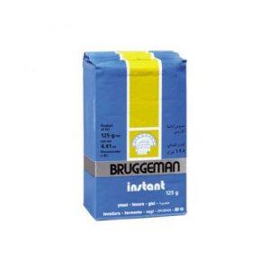 Droge gist van Bruggeman