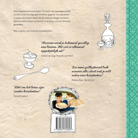 Kookboek pepernoten