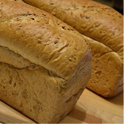 Natuurlijk spelt broodmeel van de molen
