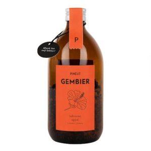 Gembier Hibiscus Appel