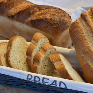 Rozemarijn - Knoflook broodmeel