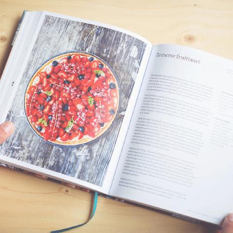Kookboek van saakje visser