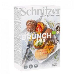 Schnitzer Glutenvrije Afbak Broodjes