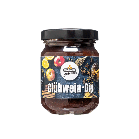 Smaakgeheimen Glühwein-Dip