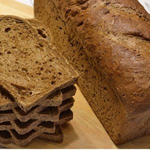 Spelt meerzaden donker broodmix van de molen