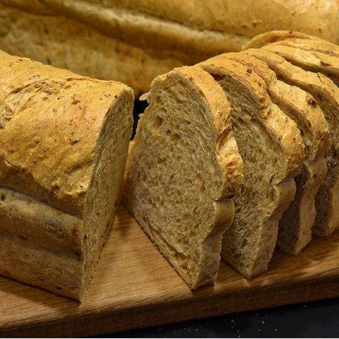 Spelt meerzaden broodmeel van de molen