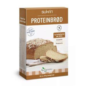 Sukrin Proteinbrød glutenvrije broodmix