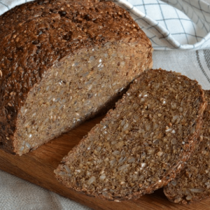 Broodmeel om vikingbrood te bakken