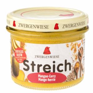 Zwergenwiese Mango Kerrie Spread Vegan