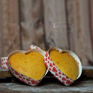 Papieren bakvorm hart