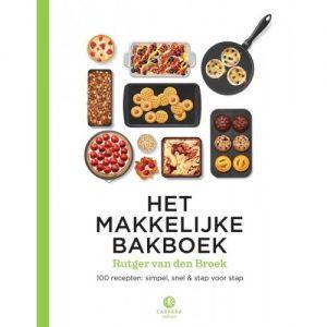 Het makkelijke bakboek Rutger Bakt