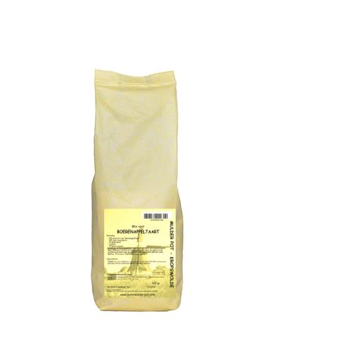 Boerenappeltaart bakmix