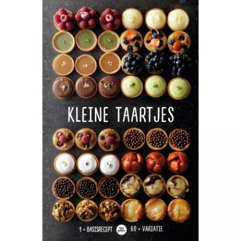 Kleine taartjes Receptenboek